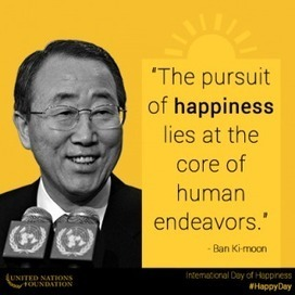 How You Can Join Pharrell & the UN Foundation in Sharing Happiness | Sustain Our Earth | Scoop.it