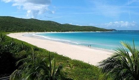 Playas del Caribe: Playa Flamenco en Puerto Rico | hacer viajes | granfjsh | Scoop.it
