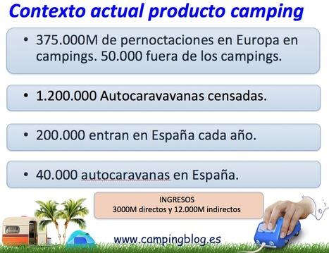 La puesta en valor de los activos del producto camping en el destino España. | CAMPING VALDERREDIBLE. | Scoop.it