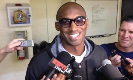 «Ni rechute, ni douleur» pour Bryant - Sport 24 | nba | Scoop.it