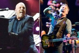 Billy Joel is Building a Motorcycle for Bruce Springsteen - Ultimate Classic Rock | Bruce Springsteen | Scoop.it
