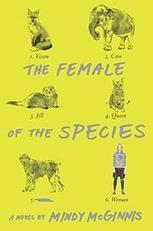 THE FEMALE OF THE SPECIES by Mindy McGinnis | Kirkus Reviews | Young Adult Novels | Scoop.it
