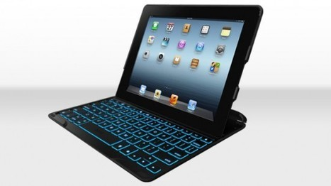 ZAGG.. Three New iPad Keyboard Cases for the Typist on the Go | Interesting Tech Tips | Scoop.it