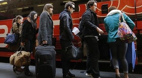 Le bus, le transport de masse le plus économique | Ecoparc mobilité | Scoop.it