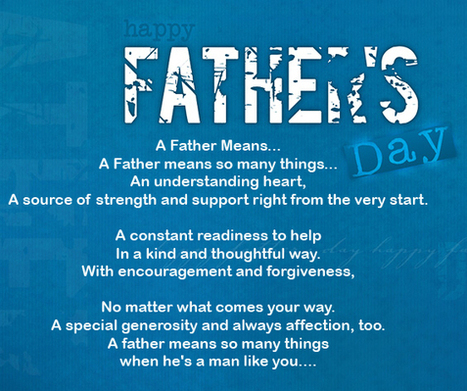 Happy Fathers Day Poems From Daughter | Happy Father's Day Sayings 2014 | Happy Mother's Day 2014 | Scoop.it