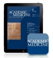 Academic Medicine   Med Ed journals   Scoop.it