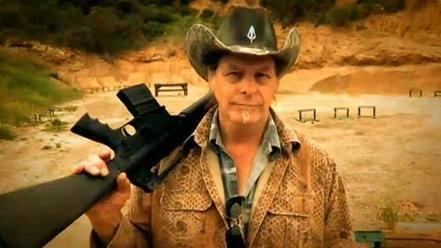 WATCH: Ted Nugent Suggests He's Ready For Armed Revolt Against 'Evil, Dangerous' Obama « Pat Dollard | Littlebytesnews Current Events | Scoop.it