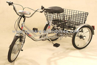#Electric #Bicycle #3 #Wheel http://www.china-electricbikes.com/key-electric-bicycle-3-wheel-20 | 3 wheel tricycle | Scoop.it
