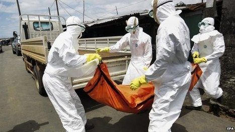 Ebola: US welcomes Cuban support | enjoy yourself | Scoop.it