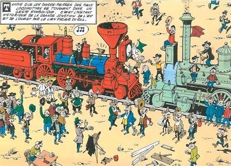 Le numérique, une catastrophe pour les médias? Le chemin de fer l'était aussi | Nouvelles narrations | Scoop.it