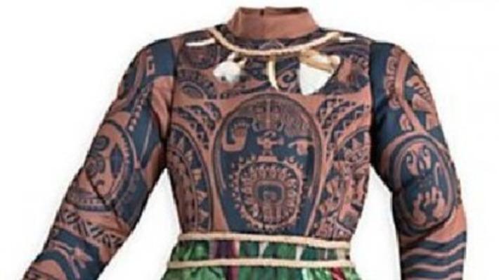 Le déguisement du héros de Moana déplaît au parti maori néo zélandais | Polynésie 1ère | Kiosque du monde : Océanie | Scoop.it