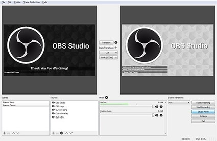 Open Broadcaster Software | Home | Ma Veille Digitale & Webmarketing | Scoop.it