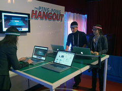 The Ping Pong Hangout At Google | Digital-News on Scoop.it today | Scoop.it