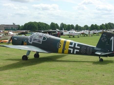 One of the best - the Bücker Bü 181 Bestmann | Warbirds | Scoop.it