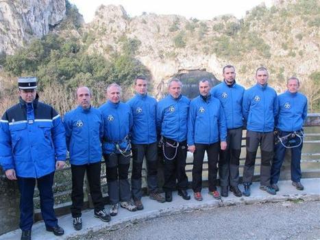 Aubenas | Le groupe montagne gendarmerie de l'Ardèche est né | montagne | Scoop.it