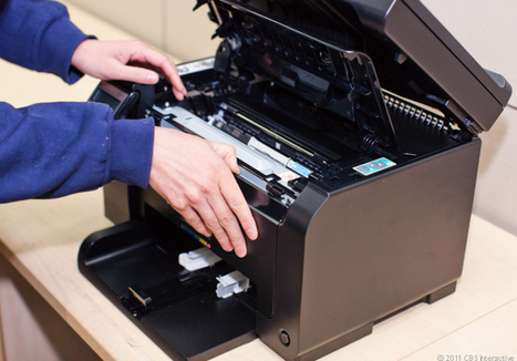"Fixing ""Printer Busy or Error"" 