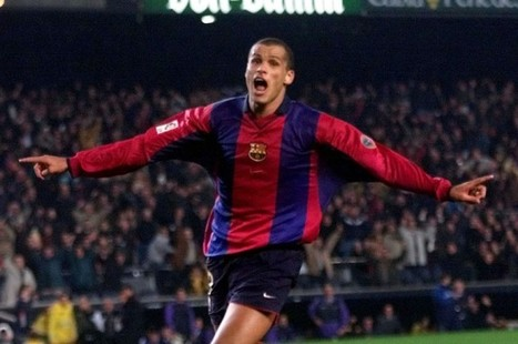 Ex-Barça: Rivaldo returns to Sao Paulo | totalBarça | Football (soccer) legends | Scoop.it