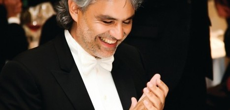 Life Story of Tenor Andrea Bocelli | Hafi News | websites | Scoop.it