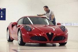 Alfa Romeo Shares Its 4C Production Secrets: Video | Heron | Scoop.it