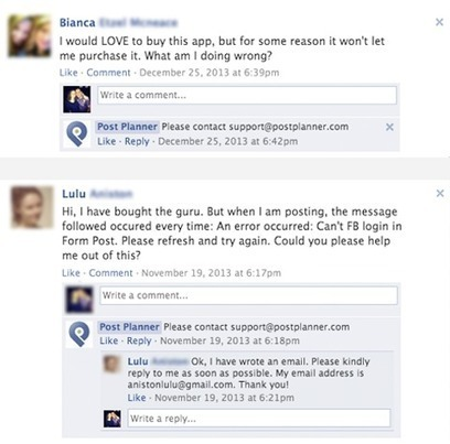 5 Ways to Offer Social Customer Service With Facebook   MarketingHits   Scoop.it