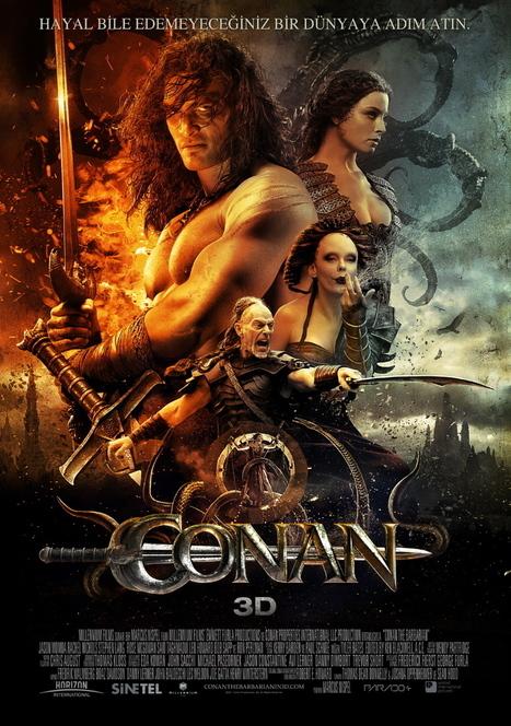 Conan the Barbarian Türkçe Dublaj İzle | www.sinemaevinizde.com | Scoop.it