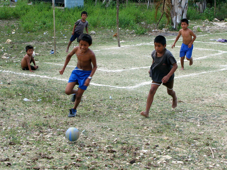 The World Cup Reminds Us That All The World's A Soccer Field - NPR | Futebol - Soccer | Scoop.it