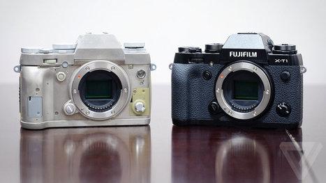 The beautiful blueprints for Fujifilm's camera of the future   Fuji X Series Cameras   Scoop.it