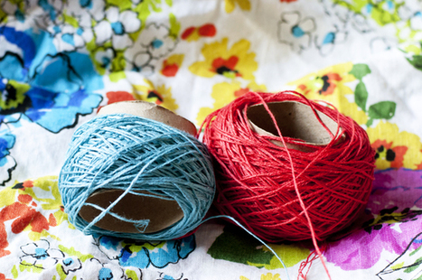 6 Things to Know About Knitting With Linen » Untangling Knots | Spinning, Weaving and Knitting | Scoop.it