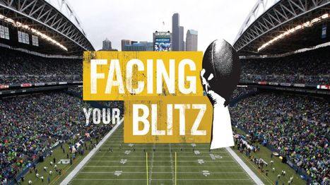 Getting Blitzed by Life's Curveballs   FACING YOUR BLITZ - Jeff Kemp video devo -WK8   Healthy Marriage Links and Clips   Scoop.it