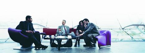 Une réunion professionnelle en gare plutôt qu'à l'autre bout de la ville | Great Buzzness | Scoop.it