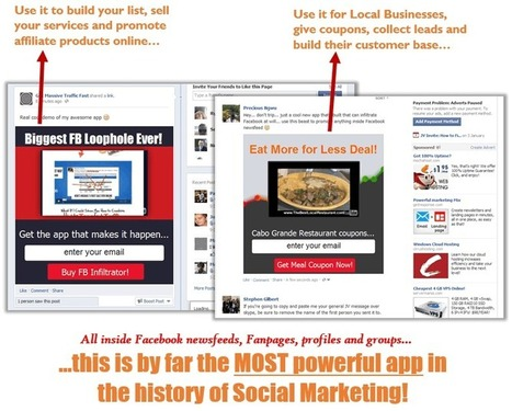 FB infiltrator – Best Powerfull Facebook Marketing Software that Legally Infiltrate Facebook and Generate Massive Leads   JVZOO WSO SOFTWARE Review   Social Media Marketing   Scoop.it