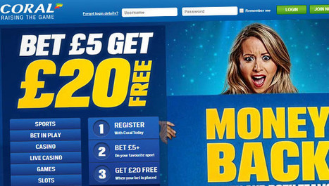 Coral inks two-year deal with Everton FC | Sports Betting | Scoop.it