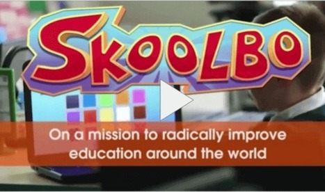 Skoolbo | Welcome | Internet Tools for Language Learning | Scoop.it