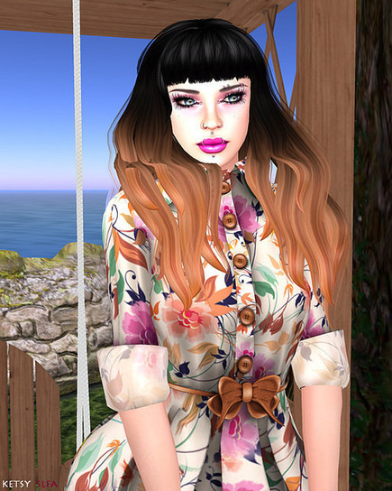 Second Life Fashion Addict: Hair Fair - Olli Always Love You | SL Fashion Addicts Anonymous | Scoop.it