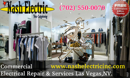 Electrical and Electronics Installation and Repair Services | Las Vegas Electric Repair & Replacement Services | Scoop.it