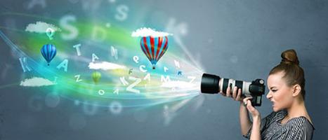 [COM WEB] Réseaux sociaux utiliser des images, où, quand, comment et pourquoi ...??? | Communication Web | Scoop.it