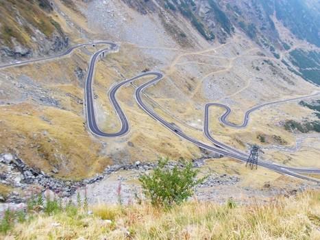 The best roads to drive on in Romania - I explore Romania | Romania | Scoop.it