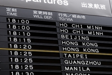 Asian airlines carry 6% more passengers in 2013 | Travel Daily Asia | Tourism in Southeast Asia | Scoop.it