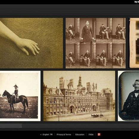 Explore the World's Oldest Photography Museum via Google | Teacher Librarians Rule | Scoop.it