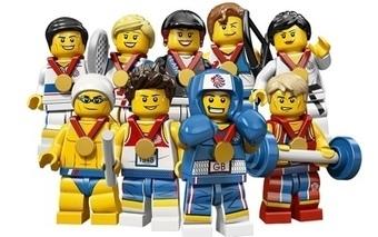 Lego en  las olimpiadas 2012 | Periodismo a secas | Scoop.it