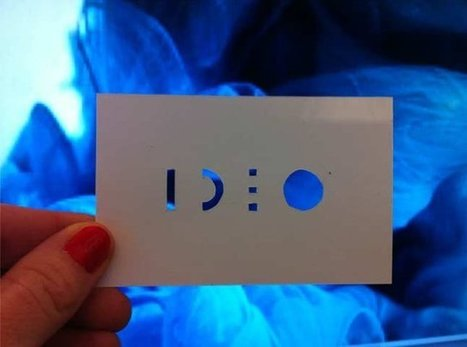 To Create The Future Of Brand Identity, Ideo Looks Inward | timms brand design | Scoop.it