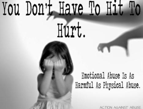 Riconoscere l'abuso emozionale | Arte Benessere Crescita | Scoop.it
