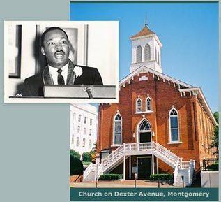 Dexter Avenue King Memorial Baptist Church & Parsonage: Montgomery, AL | Selma to Montgomery Trail Interpretive Center | Scoop.it