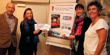 """Les atouts touristiques de Millau vendus sous la forme de """"box""""   L'info tourisme en Aveyron   Scoop.it"""