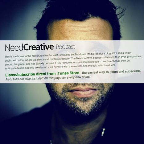 """NeedCreative Podcast Ep. 44: """"The Changing Landscape"""" with Philip Bloom (Audio 01:27:37) 