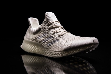 adidas Futurecraft: The Ultimate 3D-Printed Personalized Shoe | Materialise | DigitAG& journal | Scoop.it