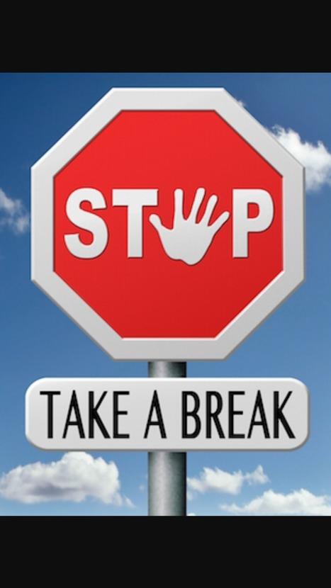 Take a Break. | Domestic Relations | Scoop.it