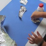 Making an aluminum foil collage in preschool | Teach Preschool | Scoop.it