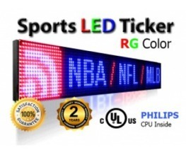 LED Sports Tickers – A Great Way of Creating an Enthralling Experience | Tickerplay Signs and Displays | Scoop.it