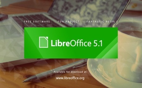 LibreOffice 5.1 delivers support for cloud storage and greater file fidelity with Microsoft Office | TDF & LibreOffice | Scoop.it